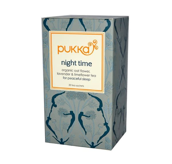 Night time – Bio čaj na dobrou noc - sáčky